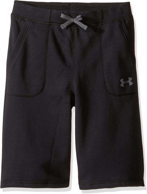 Under Armour Boys Titan Fleece Shorts