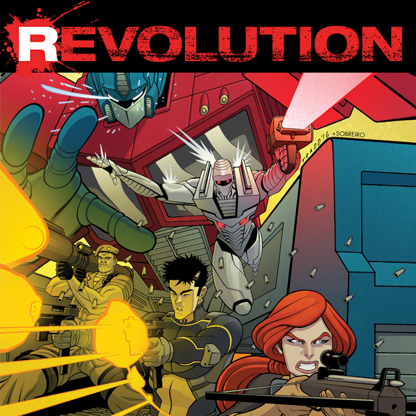 Revolution (Collections) (3 Book Series)