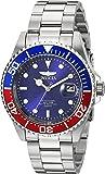 Invicta 24946 Pro Diver Reloj Unisex acero inoxidable Cuarzo Esfera azul