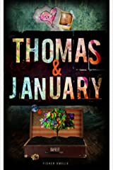Thomas & January, Book Two in the Sleepless Series Kindle Edition