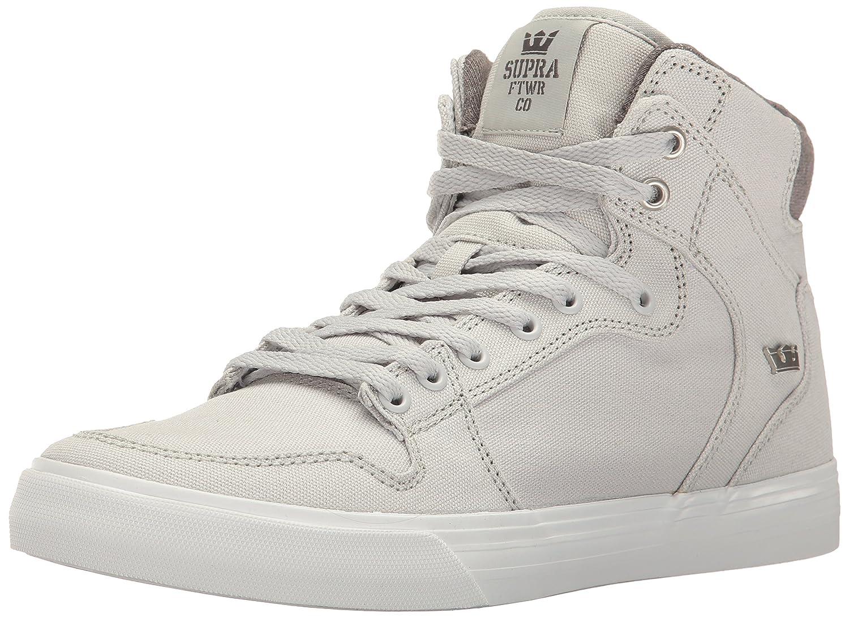 Supra Vaider LC Sneaker B01IFLWNNC Medium / 9.5 C/D US Women / 8 D(M) US Men|Grey Violet - White