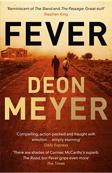 Fever: Epic story of rebuilding civilization after a world-ruining ...