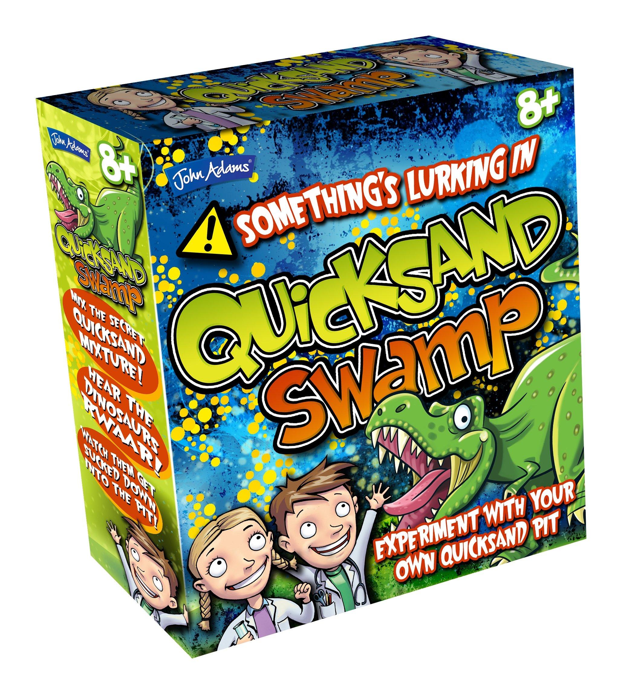 John Adams Quicksand Swamp Toys