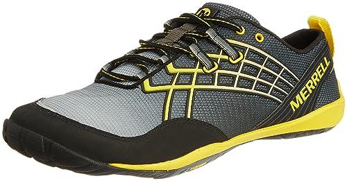 Merrell TRAIL GLOVE 2 J41775 - Zapatillas de fitness para hombre, Beige - Beige (Wild Dove/Lemon), 50: Amazon.es: Zapatos y complementos