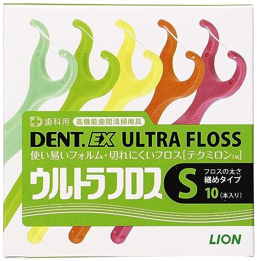 ライオン歯科材 ライオン DENT.EX ウルトラフロス S