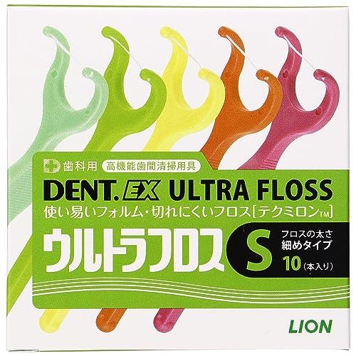 ライオン歯科材 DENT.EX ウルトラフロス