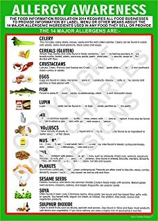 Pack Of 2 Food Hygiene Poster What You Should Know