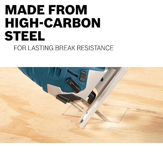 Bosch T503 3 Piece Hardwoodlaminate Flooring T Shank Jig Saw Blade