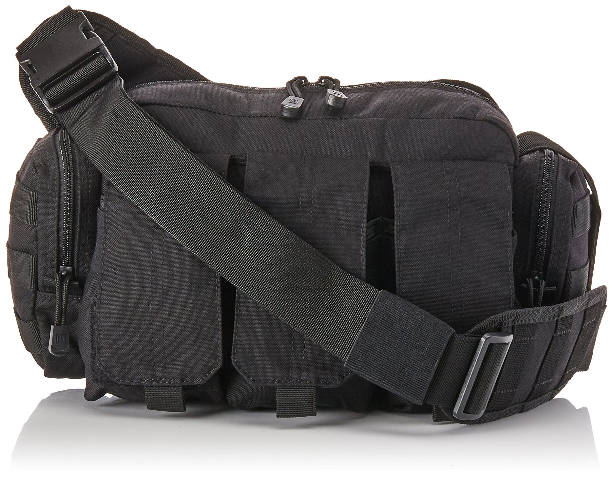 5.11 Tactical Bail Out Bag Molle Ammo Magazine Carrier Pack for Responders, Style 56026 by 5.11 (Image #1)