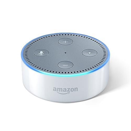 Amazon Echo Dot、ホワイト