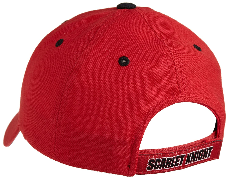 size 40 f22d7 2ea4e Amazon.com   Rutgers Scarlet Knights Adult Adjustable Hat   Sports Fan  Baseball Caps   Clothing