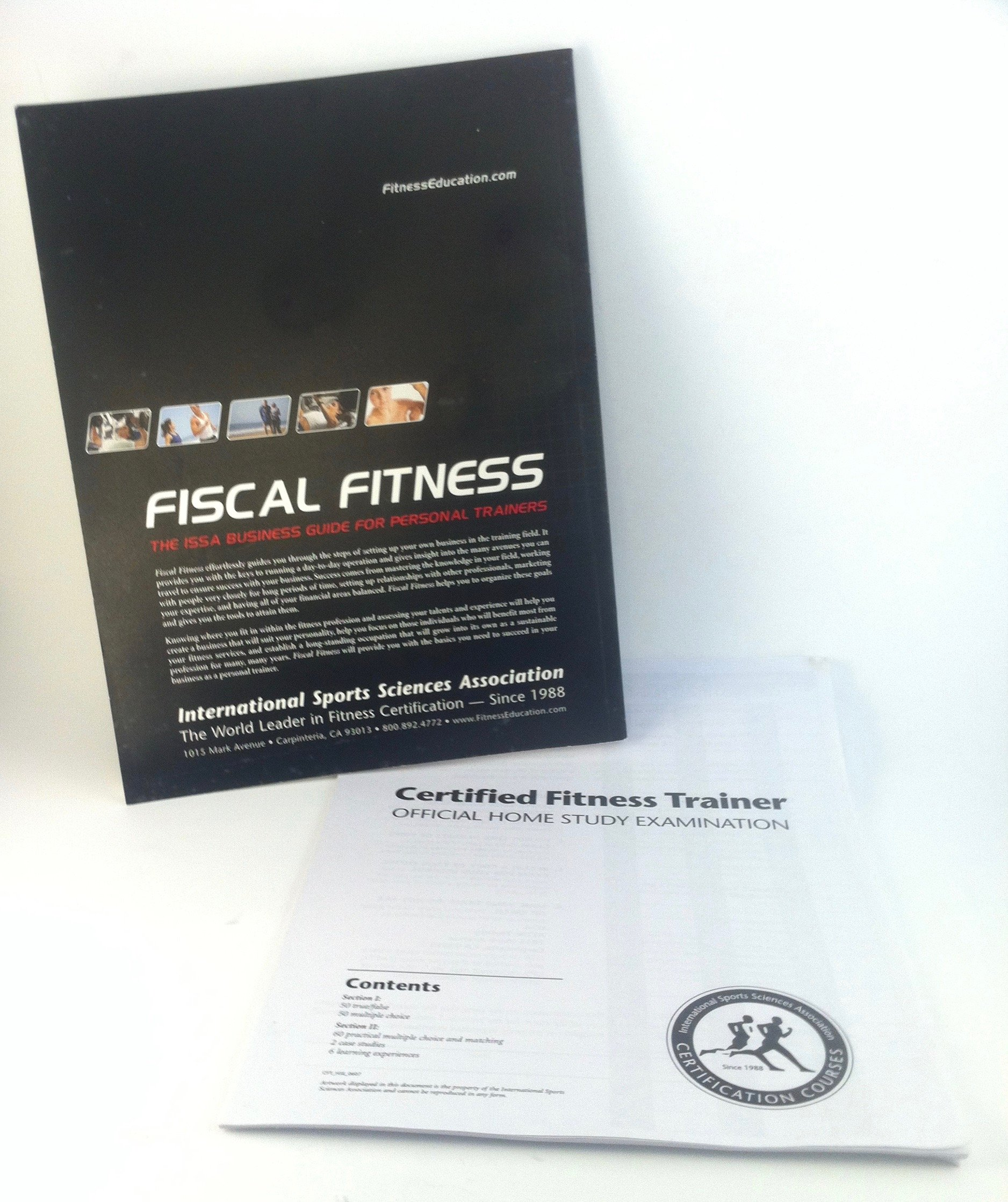 Fiscal Fitness The Issa Business Guide For Personal Trainers