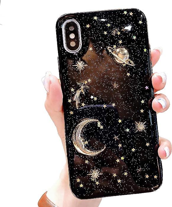 The Best Jesiya Iphone Case Nature Moon Star