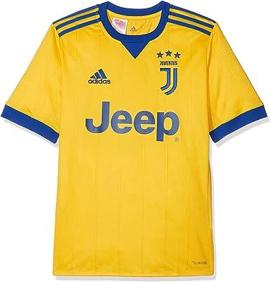 adidas Juve A JSY Y - Camiseta 2ª Equipación Juventus 2017-2018 ...
