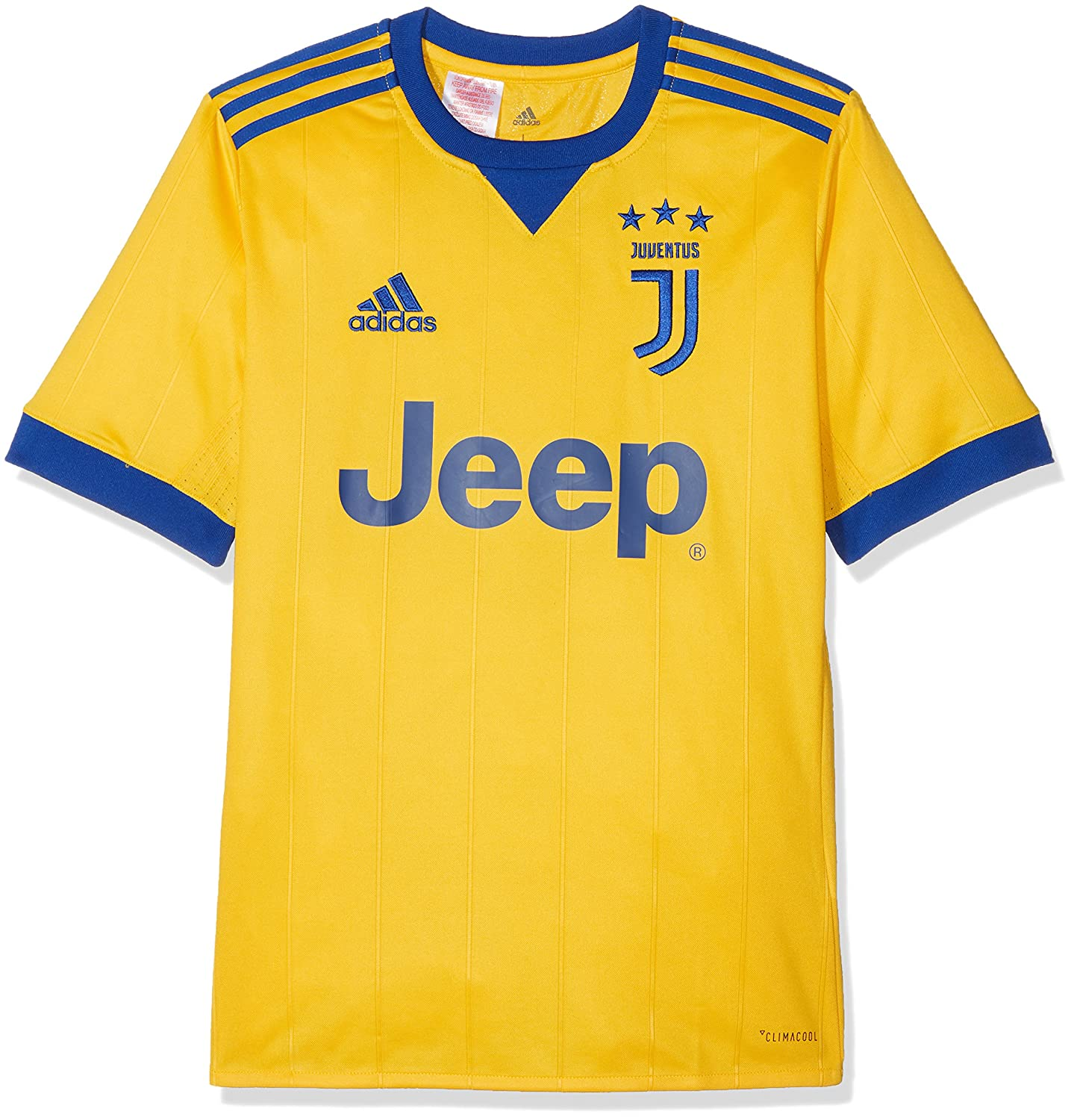 b21efaf29f4 2017-2018 Juventus Adidas Away Shirt (Kids), Football - Amazon Canada