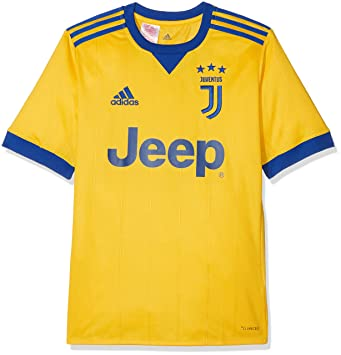Adidas Unisex Kids Juventus 2017 - 2018 A Jsy Y T-Shirt  Amazon.co ... b983cd727