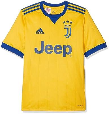 adidas Kinder Juventus Turin Auswärtstrikot Replica: Amazon