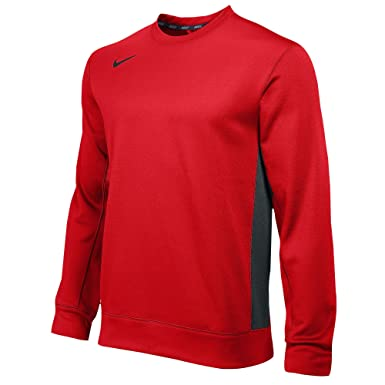 Nike Men's Team Knockout Crew Pullover. Small.