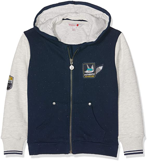 5a1e9a1bb boboli Fleece Jacket For Baby Boy Sudadera, Azul (Night 2421), 80 (Tamaño  del Fabricante:12M) para Bebés: Amazon.es: Ropa y accesorios
