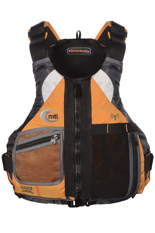 【楽天カード分割】 MTI Adventurewear SlipstreamパフォーマンスPaddling SUP Gray PFDライフジャケット Medium Mango MTI/Dark Adventurewear Gray B00VFXWPF4, インポートshopアリス:3855faf6 --- a0267596.xsph.ru