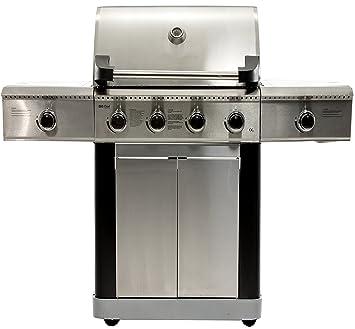Maxxus BBQ Chief 10.0 – Parrilla de gas de acero inoxidable, con infrarrojos,