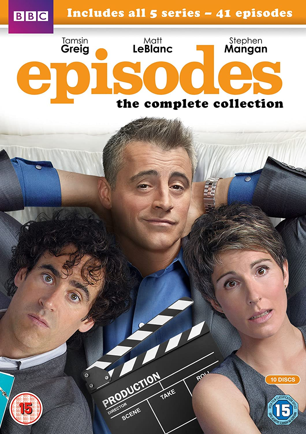 Episodes: The Complete Collection