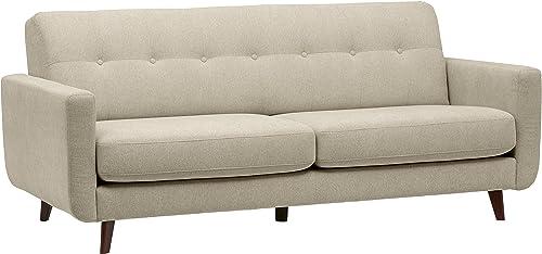 Amazon Brand Rivet Sloane Mid-Century Modern Sofa Couch