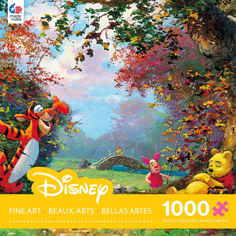 Amazon.com: Rompecabezas Ceaco James Coleman Disney Fine Art ...