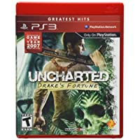 UNCHARTED DRAKES FORTUNE - PS3