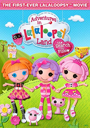 adventures in lalaloopsy land the search for pillow Amazon.com: Adventures in Lalaloopsy Land: The Search for Pillow  adventures in lalaloopsy land the search for pillow