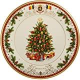 Lenox Belgium 2016 Trees Around The World Collectors Plate