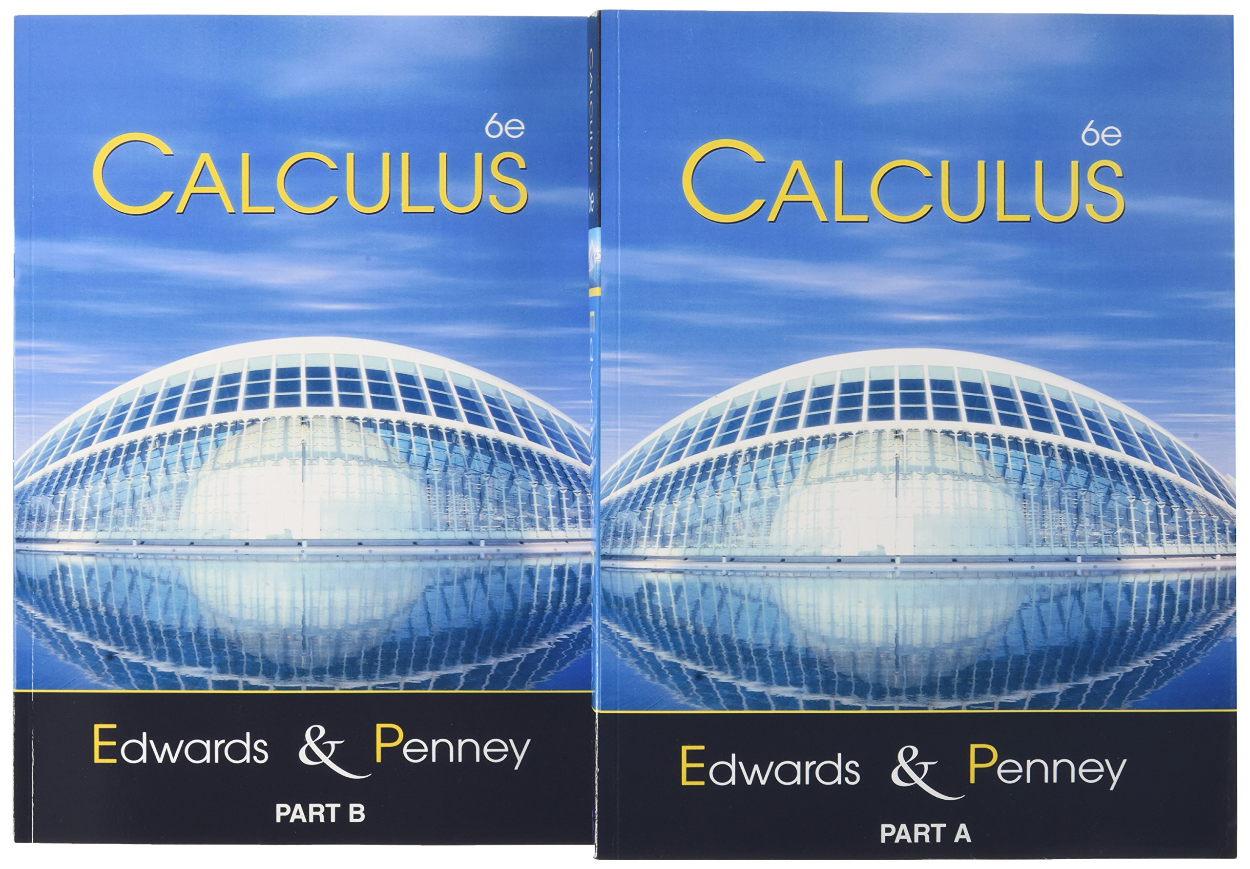 Calculus (6th Edition): C. Henry Edwards, David E. Penney: 9780130920713:  Books - Amazon.ca