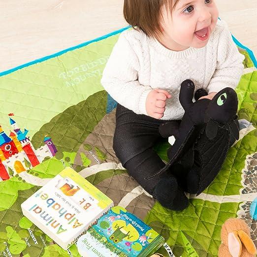 Amazon.com : Alfombra Acolchada del Castillo Encantado para sus Principes y Princesas Bebes! : Baby