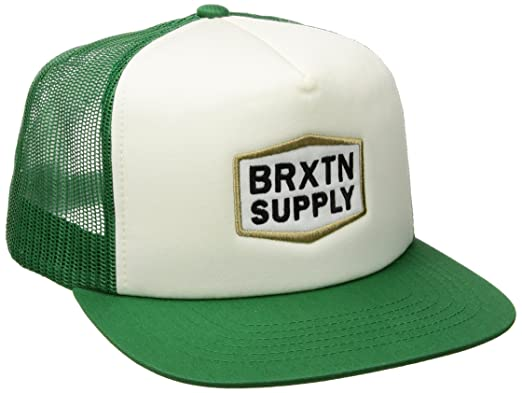 62fbc376df569 Amazon.com  Brixton Men s Fallon Mesh Cap