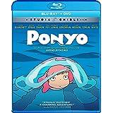 Ponyo (Bluray/DVD Combo) [Blu-ray]