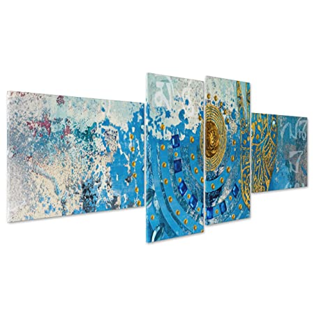 Cuadro sobre lienzo Canvas - ConKrea - Listo para colgar ...
