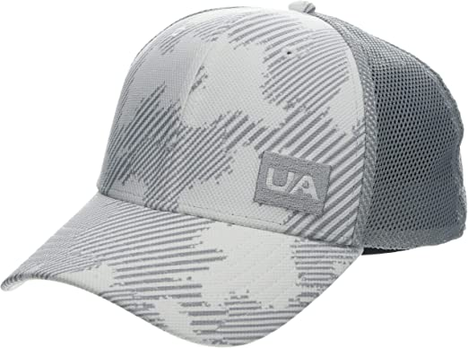 Under Armour Mens Blitzing Trucker 3.0 - Gorra, Hombre, Blanco ...