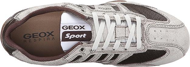 Geox Herren U Snake K Sneaker