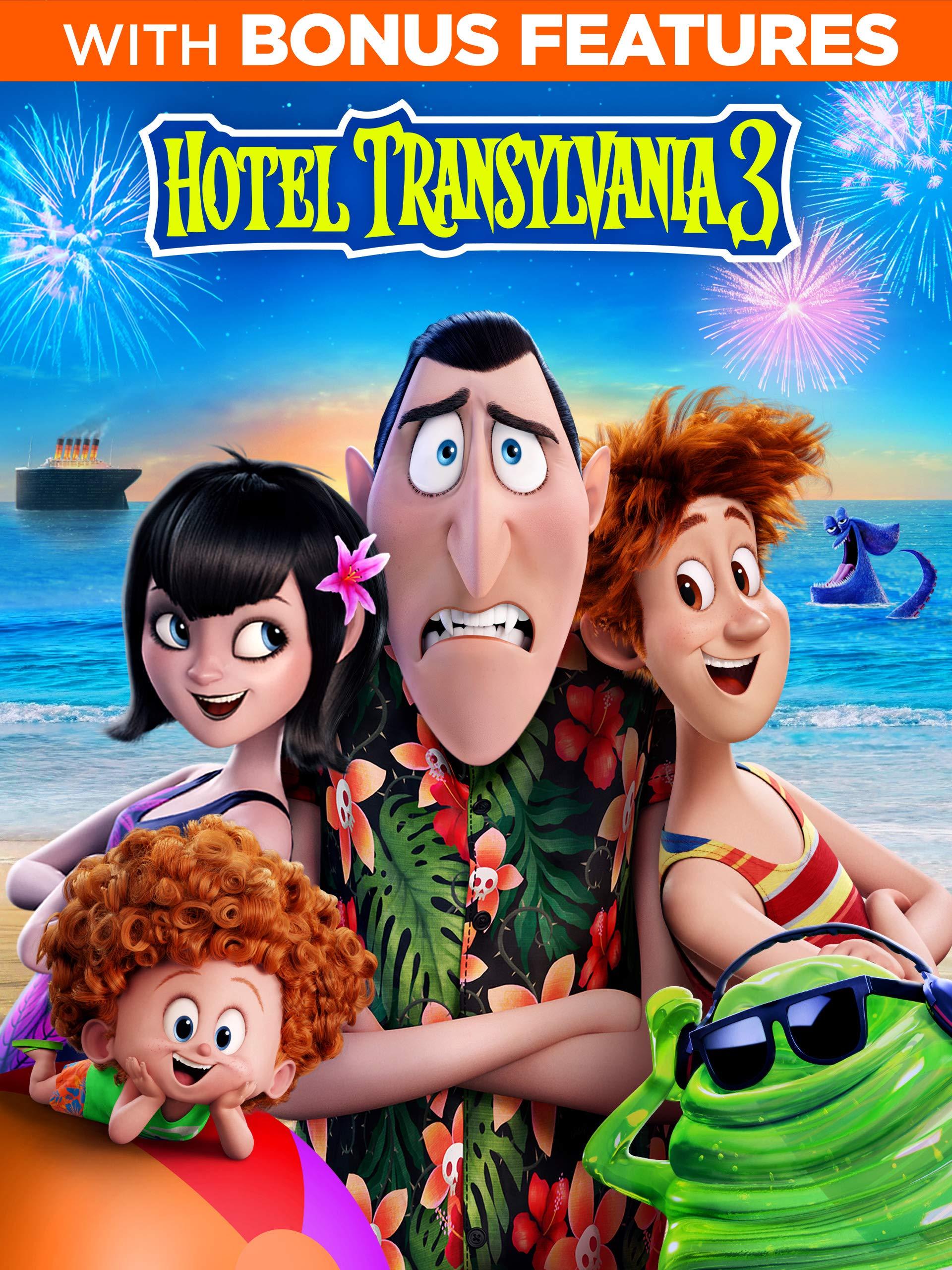 cc53ef27d2 Amazon.com  Hotel Transylvania 3  Includes Bonus Content   Adam Sandler