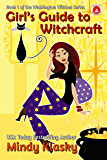 Girl's Guide to Witchcraft (Jane Madison Series Book 1) (English Edition)