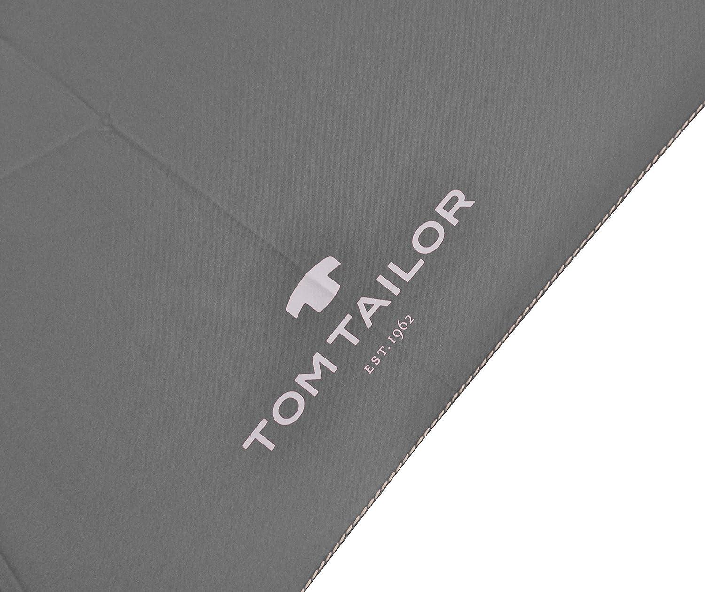Farbe:Black TOM TAILOR Ultramini Regenschirm Umbrella 229 TT