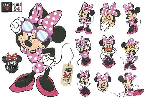 Wunderbar Baby Minnie Und Micky Maus Färbung Seiten Bilder - Entry ...