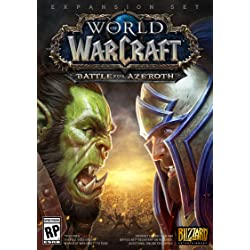 WoW: Battle for Azeroth Expac - Standard [Digital Code]