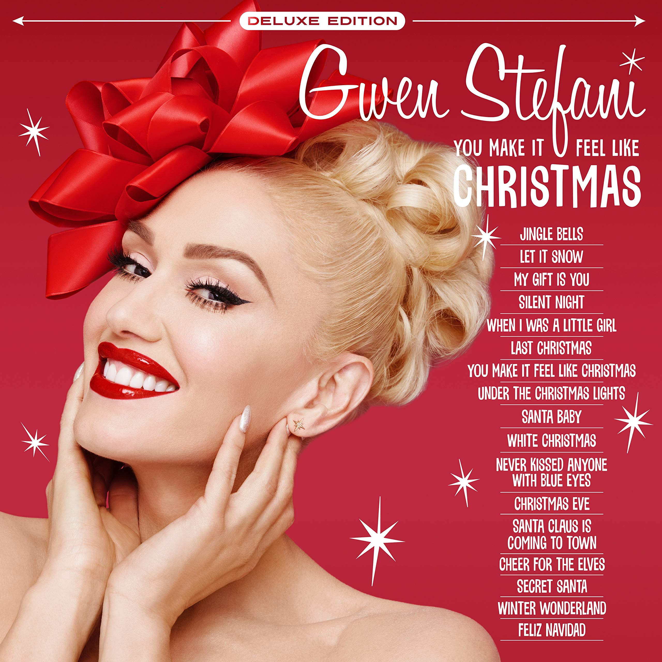 CD : Gwen Stefani - You Make It Feel Like Christmas (Deluxe Edition)