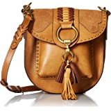 FRYE Ilana Western Saddle Crossbody Bag