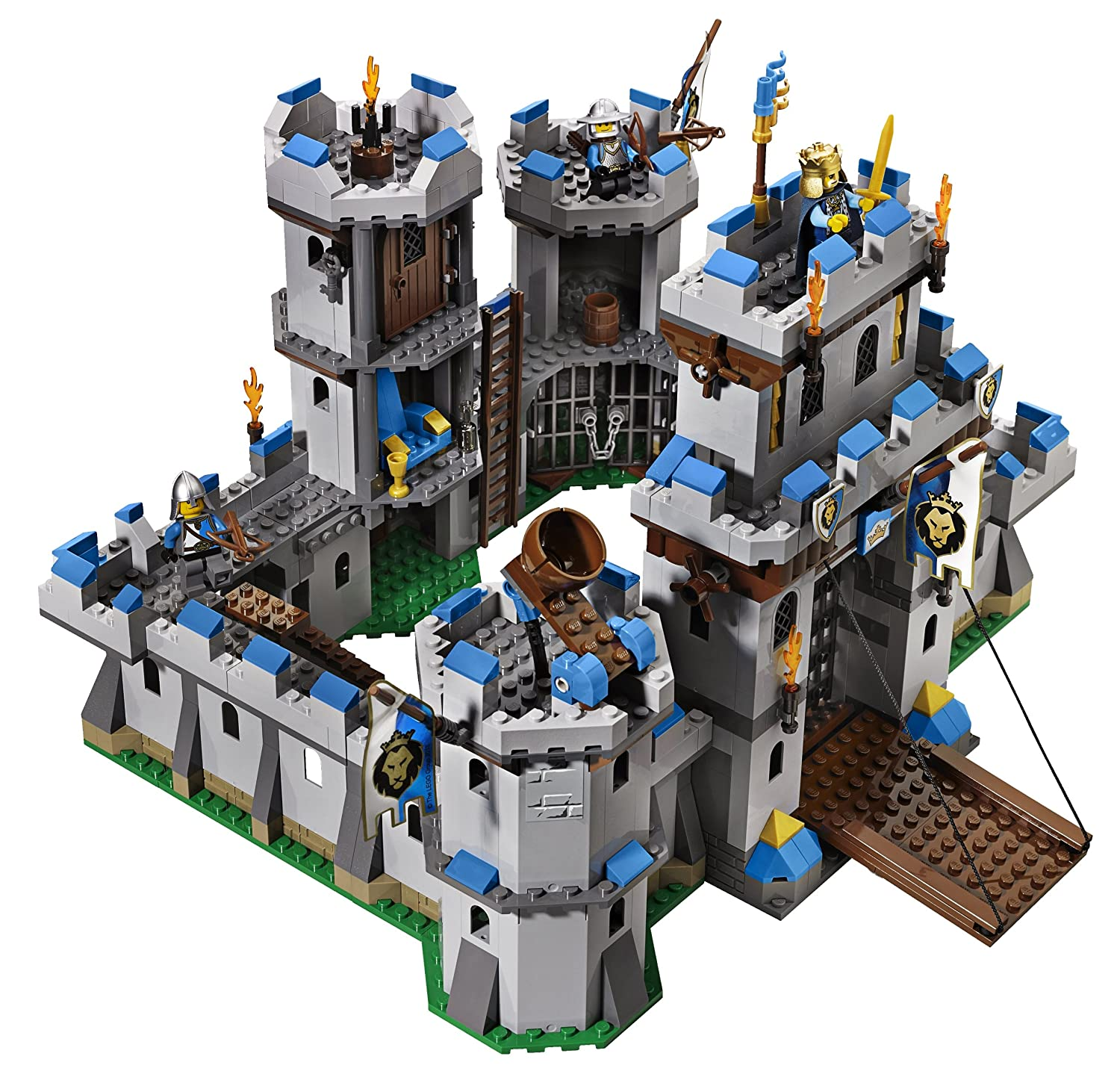 Amazon.com: LEGO Kings Castle (70404) (Discontinued by ...