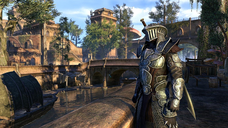 Amazon com: The Elder Scrolls Online: Morrowind - Xbox One: Bethesda