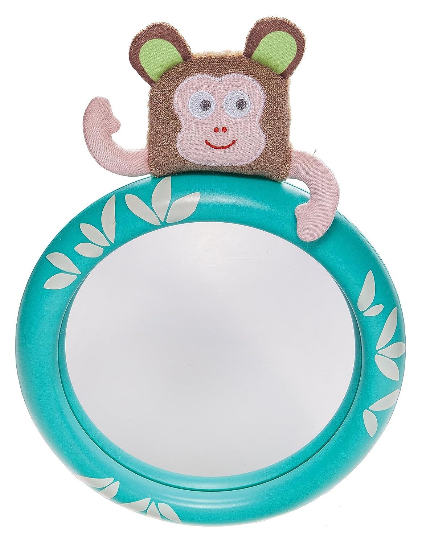 Taf Toys 11915 Sicherheitsrückspiegel 'Tropical', mehrfarbig Tom' s Babycare BV TAF11915