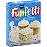 Pillsbury Funfetti Cake Mix, 15.25 Ounces