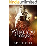 What You Promised (Anything for Love Book 4)